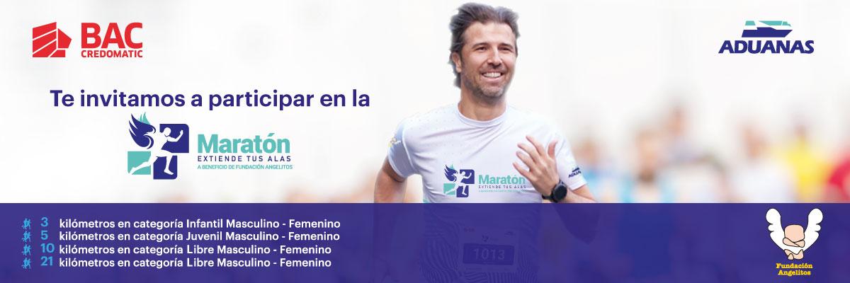 Maratón Extiende tus Alas
