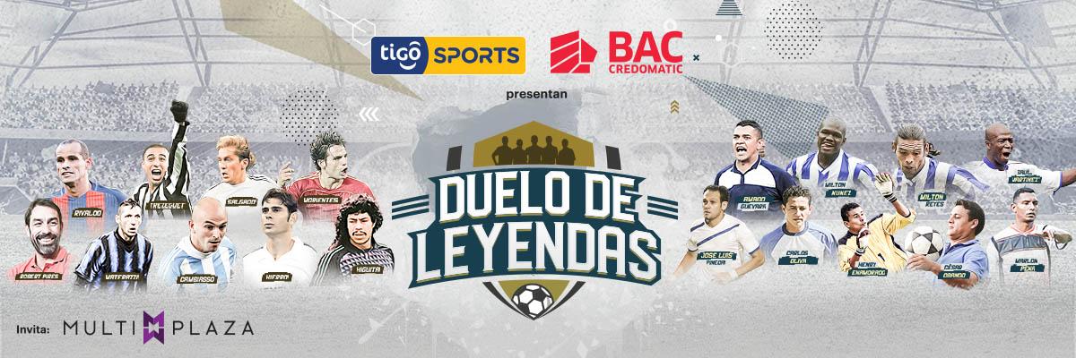 DUELO DE LEYENDAS