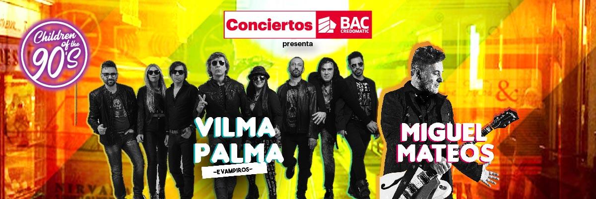 VILMA PALMA Y MIGUEL MATEOS