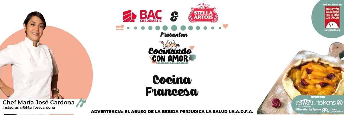 COCINA FRANCESA / COCINANDO CON AMOR
